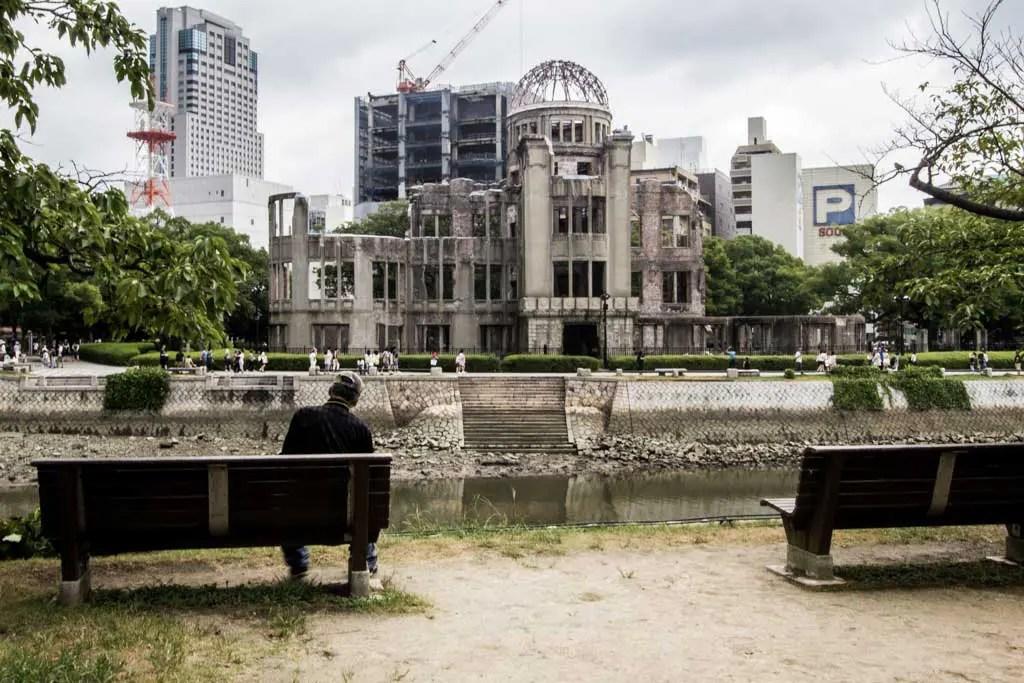 Japan-Hiroshima-Dome