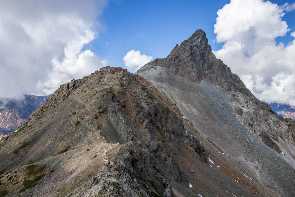 Japan-Kita-Alps-Yarigatake