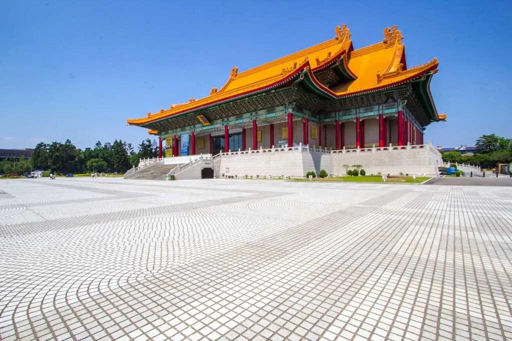 Taiwan-Taipei-National-Concert-Hall