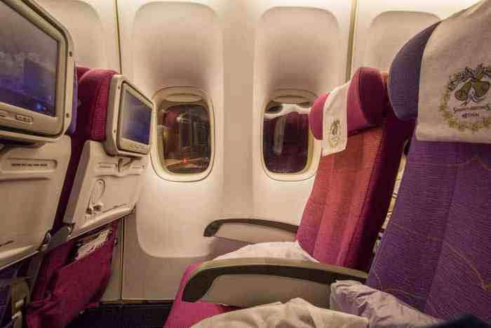 Thailand-Bangkok-Airplane