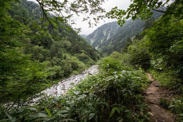 Yarigatake Trail