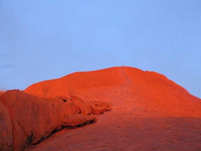 Australia-Outback-Uluru