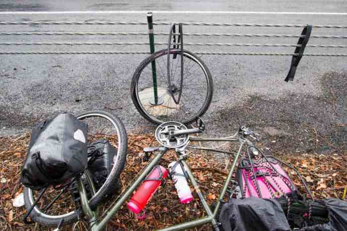 Australia-Bicycle-Flat-Tire