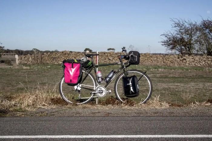 Australia-Bike-Tour-Bike
