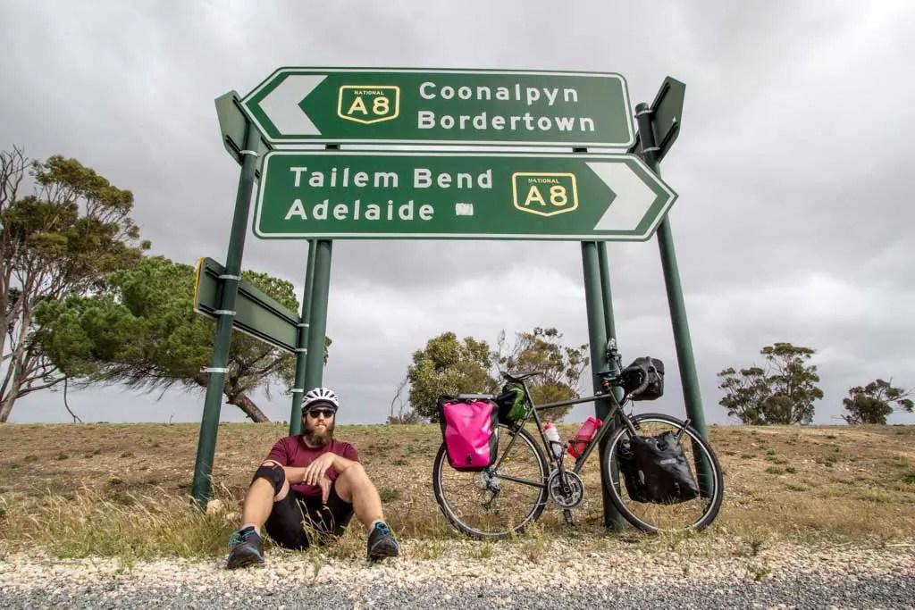 Australia-Self-A8-Sign