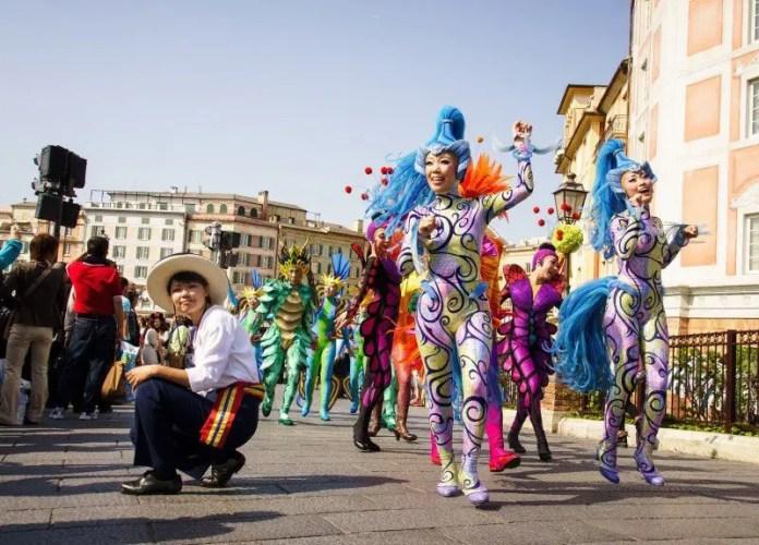 Disney-Parade