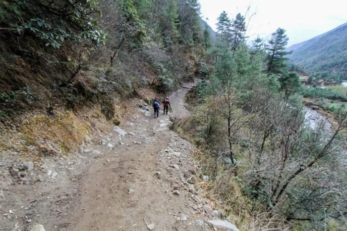 Nepal-EBC-Trek-Lukla-Trail
