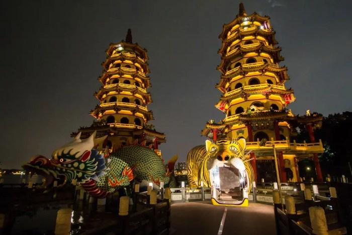 Taiwan-Kaohsiung-Towers