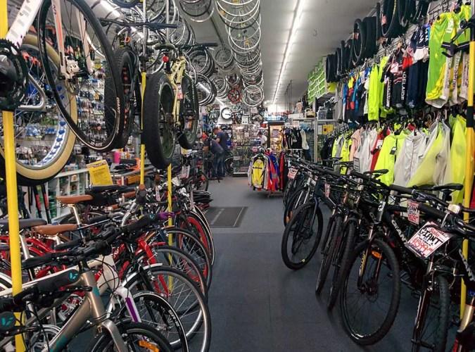 Australia Adelaide Bike Shop