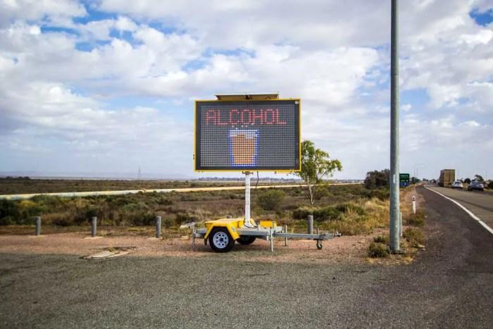 Australia-Port-Augusta-Alcohol-Sign