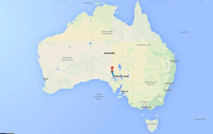 South-Australia-Ride-Map