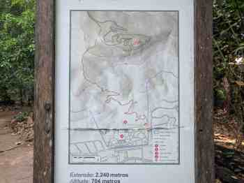 corcovado-trailhead-map