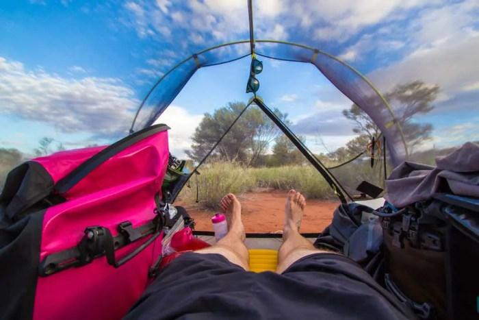 Australia-Outback-Tent