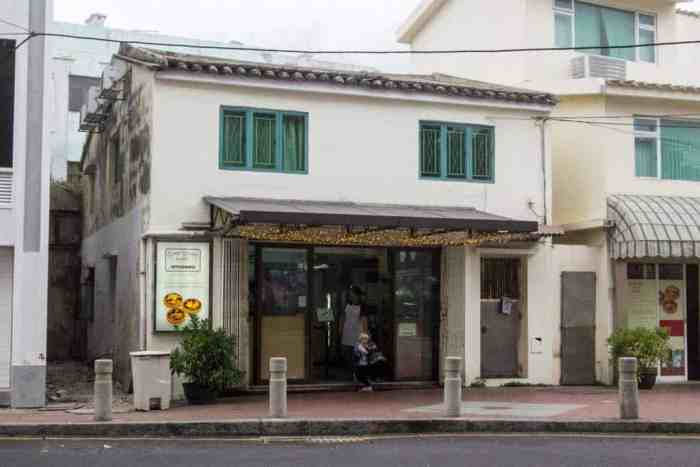 Macau-Bakery