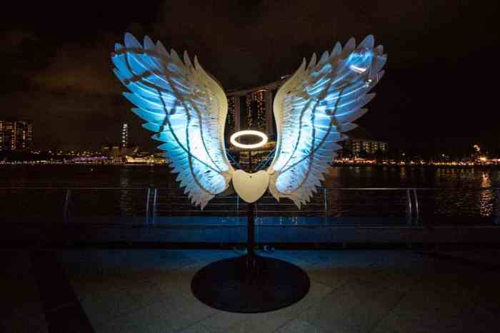 Singapore-Angel-Art