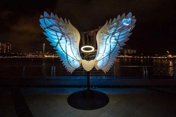 Singapore-Angel-Art