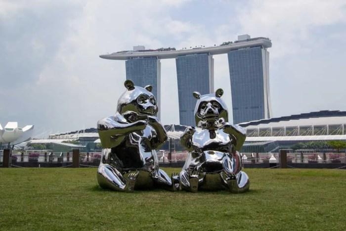 Singapore-Pandas