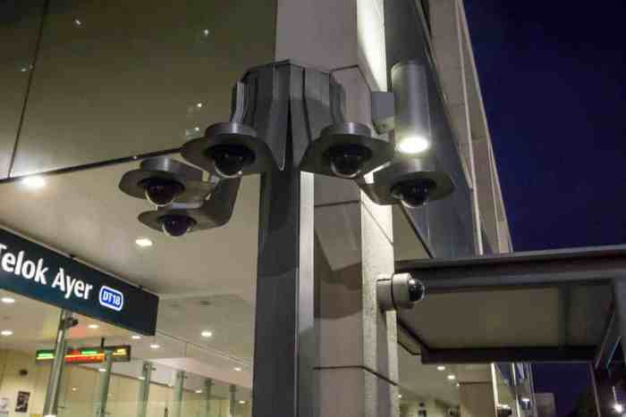 Singapore-Security
