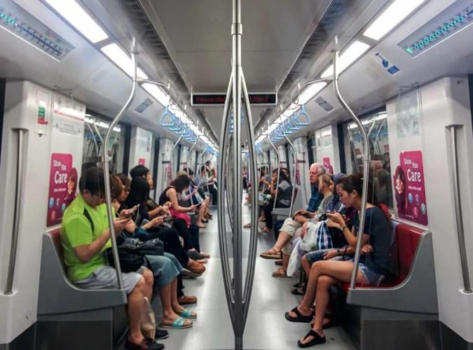 Singapore-Subway