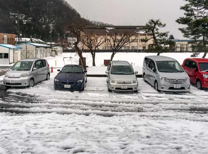 Japan-Fukui-Parking-Spaces