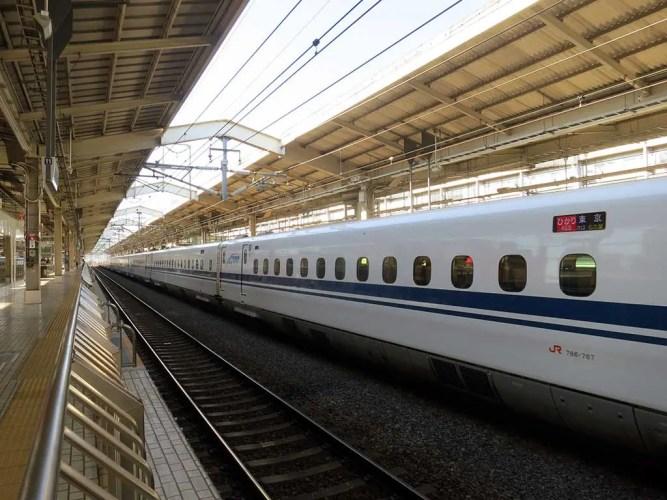 Japan-Shinkansen-Body