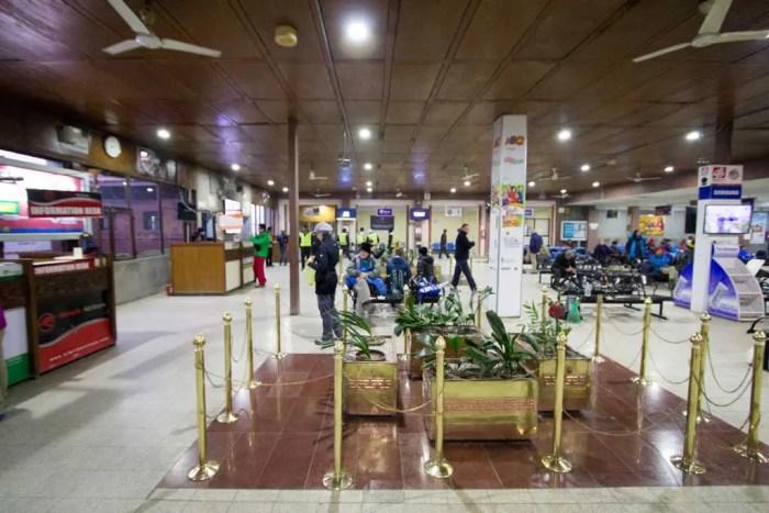 Nepal-Kathmandu-Airport-Domestic-Terminal-Inside