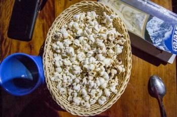 Nepal-Dingboche-Popcorn