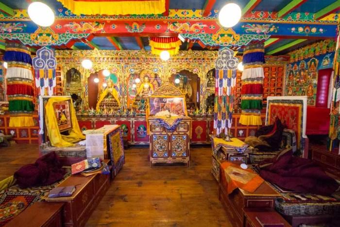Nepal-Kunde-Monastery