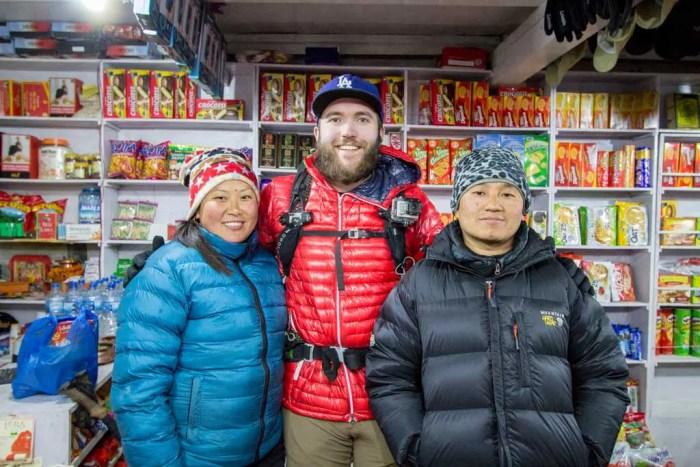 Nepal-Namche-Bazaar-Shop-Owner
