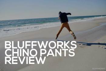 Bluffworks Chino Pants Review