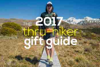 The 2017 Thru-hiker Gift Guide