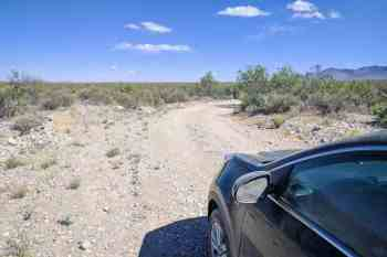 CDT-New-Mexico-Souther-Terminus-Car-2