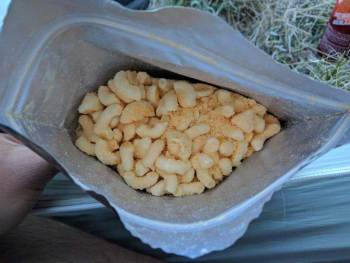 Mac & Cheese Uncooked