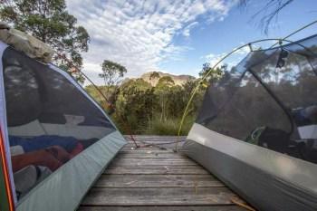 Tasmania-Overland-Track-Tents