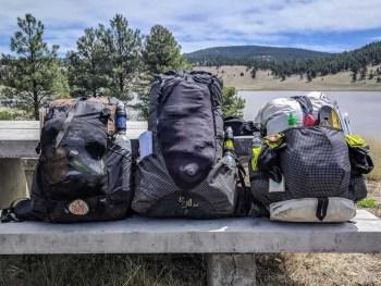 Thru-hiker-Backpacks