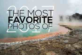 The Most Favorite Photos of 2017