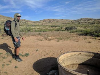 CDT-New-Mexico-Water-Source-Empty