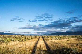 CDT Idaho Road