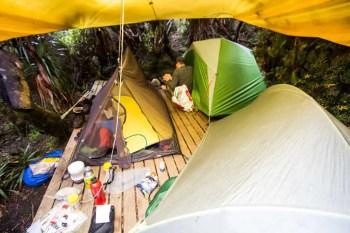 Tasmania-Western-Arthurs-Campsite-2