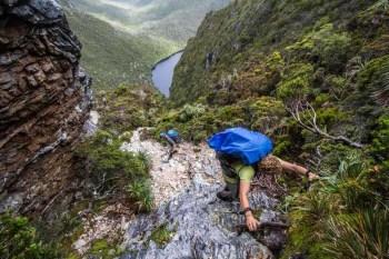 Tasmania-Western-Arthurs-Range-Beggary-Bumps-2