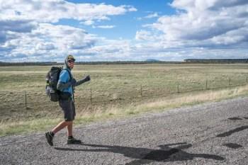 CDT-New-Mexico-Moist-Road-Walking