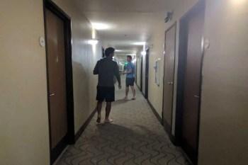 CDT-New-Mexico-Silver-City-Confort-Inn-Hallway