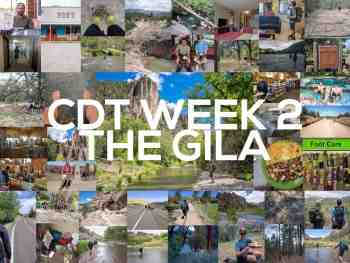 Continental Divide Trail Week 2: The Gila