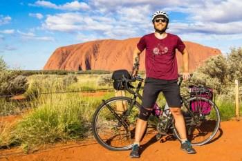 Australia-Bike-Tour-Mac-Uluru