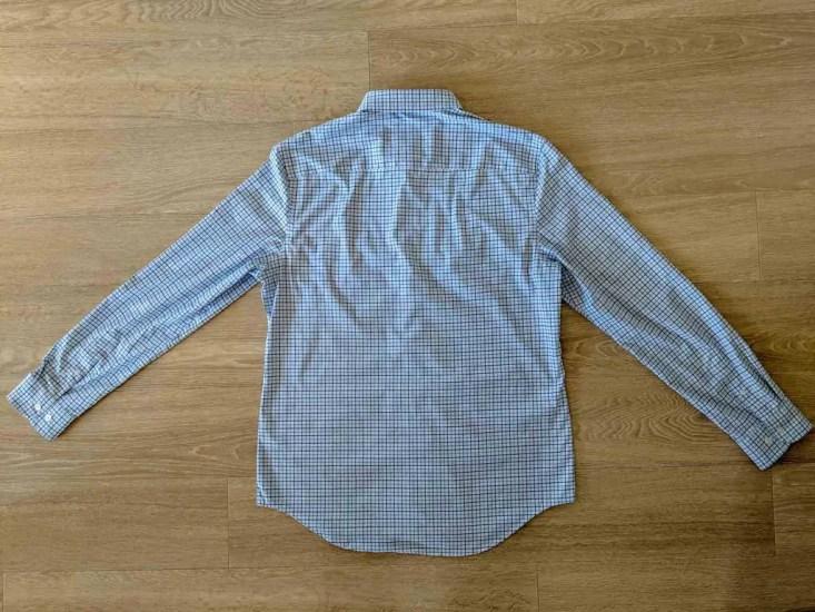 Bluffworks Meridian Dress Shirt 2 Back