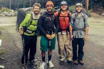 PCT-Hikers-Wolf-Pack-Washington