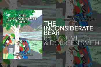 The Inconsiderate Bear – A Children's Backpacking Book