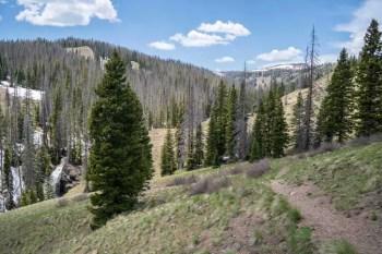 CDT-Colorado-Cumbres-Pass-No-Snow-Mountains