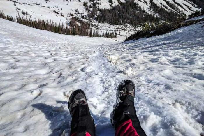 CDT-Colorado-Mac-Feet-Glissade-POV