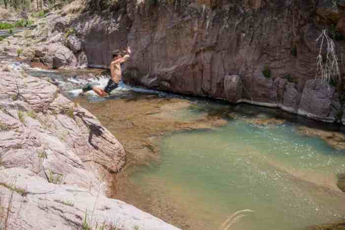 CDT New Mexico Gila